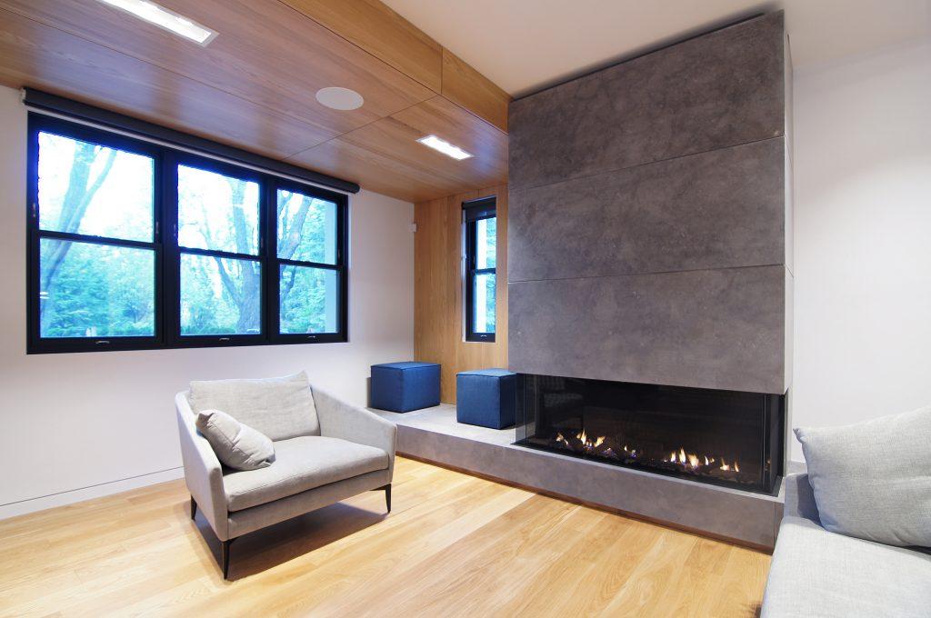 Le Manteau De Foyer Au Coeur Du Cocooning Reno M3