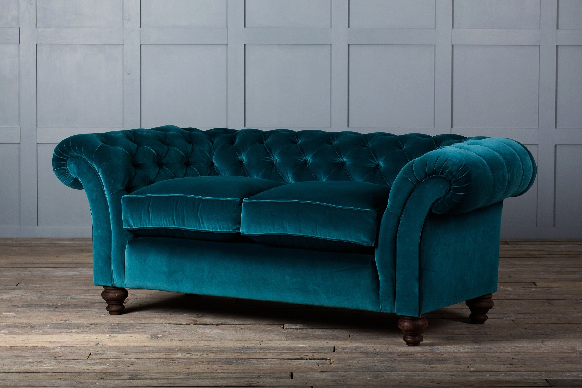 Velvet Couch Blue Inspirational Turquoise Tufted Velvet Sofa